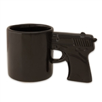 Martial Arts Supplies Novelties Coffee Gun Mug coffee cup
