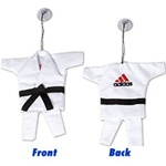 Martial Arts Novelties Martial Arts Uniform Adidas Window Hanger