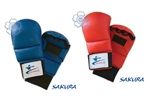 Martial Arts Protect Gear Sparring Competition Karate Gloves. Approved by the National Karate-Do Federation