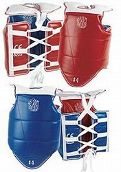 Martial Arts Protect Gear Sparring Vest