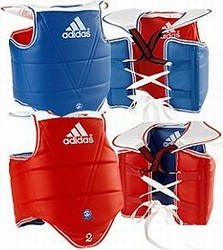 Martial Arts Protect Gear Sparring Vest Adidas