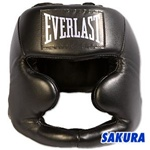 Martial Arts Protect Gear Everlast Head Guard