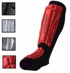 Martial Arts Protect Gear Shin Instep Armor