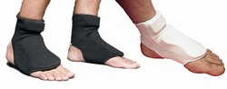 Martial Arts Protect Gear Instep Guard