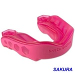 Martial Arts Protect Mouthguard Shock Dr Pink