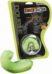 Martial Arts Protect Gear Mouthguard Shock Dr Pwr