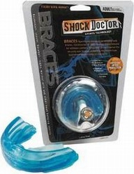 Martial Arts Protect Gear Mouthguard Shockdr Brace