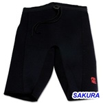 Martial Arts Protect Gear Neoprene Workout Shorts