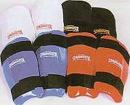 Martial Arts Protect Gear Sparmaster Shin Guards