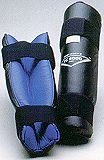 Martial Arts Protect Gear Dense Shin Guards