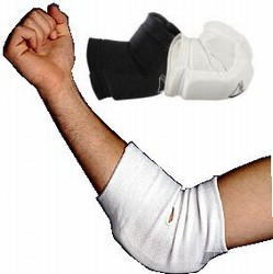 Martial Arts Protect Gear Cloth Elbow Guard