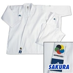 Martial Arts Uniform Karate Adidas Karate Master Gi
