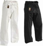 Martial Arts Uniforms Karate Heavy Ironman Pants
