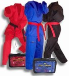 Martial Arts Uniforms Taekwondo Trim