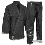 Uniforms ITEM: UNI-6001-A1 ProForce Gladiator Ultra Jiu-Jitsu Gi 8 oz cool-max cotton Class SAK-01