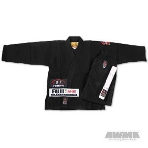 Uniforms ITEM: UNI-6003-A1 Fuji BJJ Kids Uniform Gi Class SAK-01