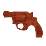 Weapons ITEM: WEA-0214-A1<br> Guns RUBBER PRACTICE REVOLVER<br> Orange - Class Sak-02