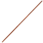 Martial Arts Weapons Bo Staff Red Oak Tapered