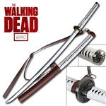 Martial Arts Weapons Sword Katana Samurai The Walking Dead on AMC