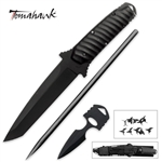 Ninja Warrior Tanto Knife Spike Caltrops Dagger