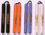 Martial Arts Weapons Nunchaku Foam Dragon