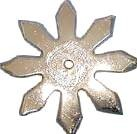 Martial Arts Weapons Shuriken Star Pro Dragon Ch