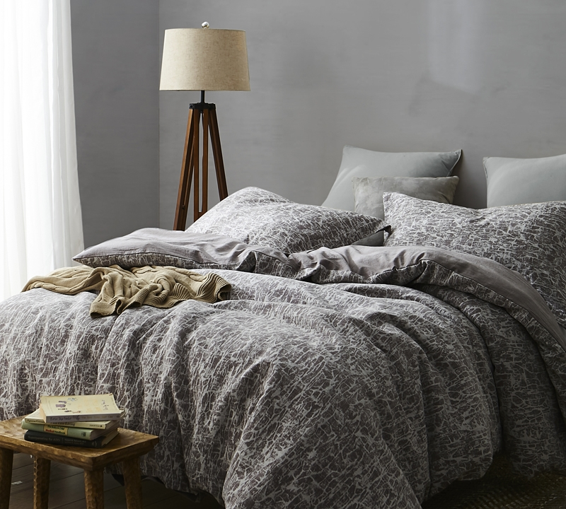 Softest Duvet Cover Size King Xl Available Faded Espresso With