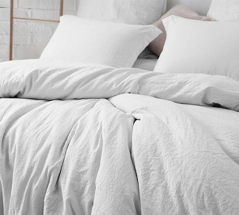 Best Oversized Natural Loft Comforter Stylish Farmhouse