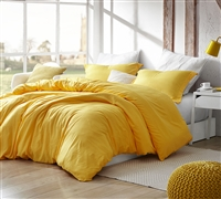Extra Thick Natural Loft King XL Comforter with Removable Microfiber Cover High Quality Oversized King Bedding Comfort