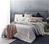 Oversized Queen XL Bedding Paradise Multicolor Lines Queen Oversized Duvet Cover