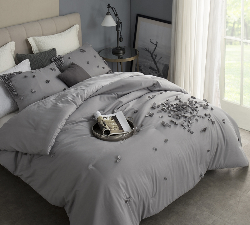 Search Oversize Comforters King In Gray Soft Comforters
