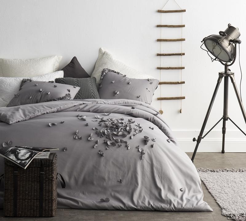 Best Xl King Size Duvet Cover For Oversized King Comforter Set Gray