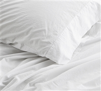 200TC Saudade Portugal Pillowcases - Washed Percale (2-Pack)