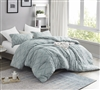 Highly Stylish Designer Twin XL, Queen XL, or King XL Comforter with Argyle Moda Pattern Soft Cotton Oversized Bedding