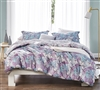 Designer Carnival Rio Extra Long Twin Comforter with Multi-Color Pattern True Oversized Microfiber Soft Twin XL Bedding