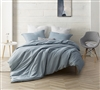 Stylish Designer King Oversized Bedding Borgo Essential XL King Duvet Cover Made with Ultra Cozy Microfiber