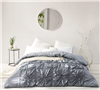Gray Full Extra Large Microfiber Comforter Handcrafted Series Alloy Bundles XL Full Bedding
