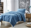 Hollywood - Coma Inducer Oversized Twin Comforter - Faded Denim