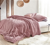 Love Story - Coma Inducer Oversized King Comforter - Nostalgia Rose
