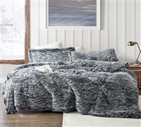 Are You Kidding - Coma Inducer Oversized Comforter - Peppered Black