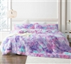 Unicorn Dreamz - Coma Inducer Oversized Comforter - Starburst Rainbow