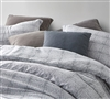 Tectonic Oversized Queen Comforter - 100% Cotton