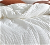 Angelic Oversized King Comforter - 100% Cotton
