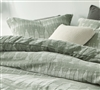 Village Pisces Oversized Queen Comforter - 100% Yarn Dyed Cotton