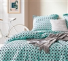 Morgan Elyse Oversized Twin Comforter - 100% Cotton