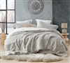 Best Plush Comforter for Twin, Twin XL, Queen, or King Sized Bed Coma Inducer Chunky Bunny Stone Taupe XL Bedding