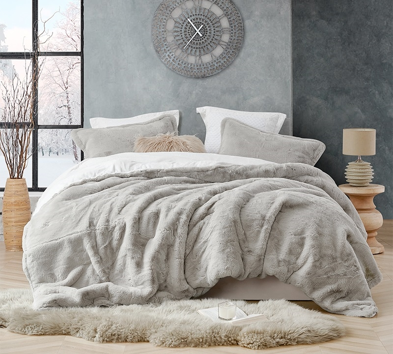 Softest King Oversized Comforter for King Size Bed Coma Inducer