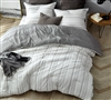 Black and White Extra Large Twin Comforter Sofia Black and White Designer Cotton XL Twin Bedding