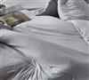 Gray Twin XL, Queen, and King Oversize Comforter One of a Kind Bare Bottom Tundra Gray Soft XL Bedding