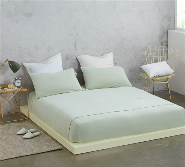 Bare Bottom Sheets - All Season - Queen Bedding - Dewkist